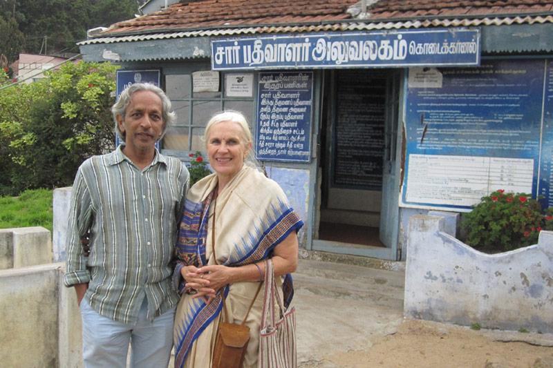 Sriram & Anjali